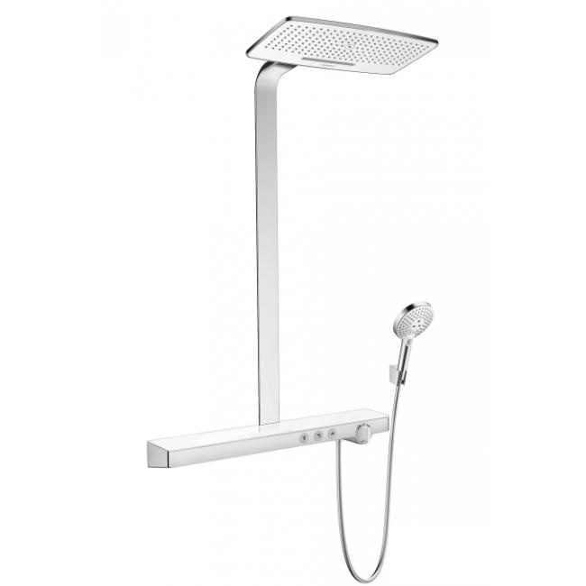 Rainmaker Select 420 2jet Showerpipe Душевая система, Hansgrohe 27168400