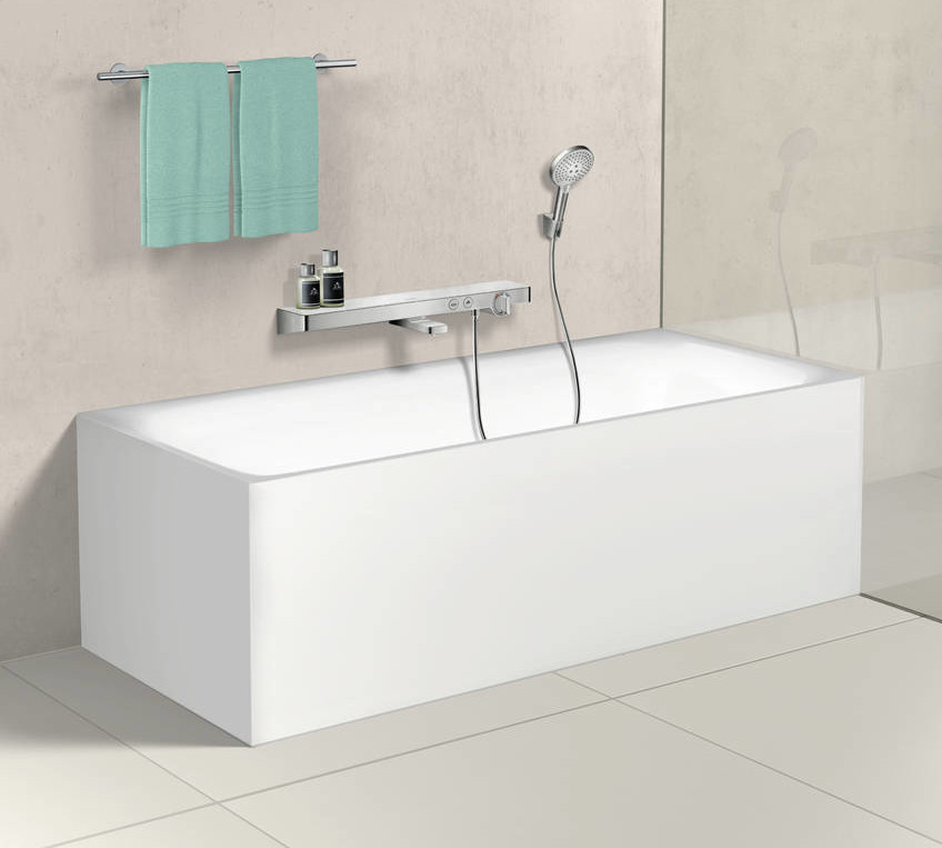 Термостат для ванны ShowerTablet Select 700 ВМ, Hansgrohe 13183400