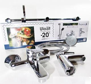 Акционный набор смесителей Imprese kit20080