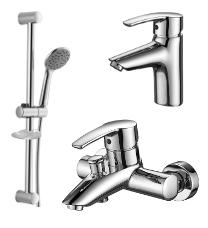 Набор смесителей для ванны, Imprese HORAK 0510170670