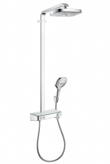 Raindance Select E 300 2jet Showerpipe душевая система, Hansgrohe 27126400