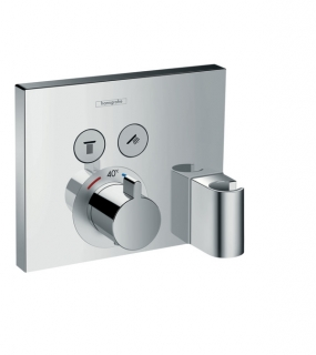 Shower Select Термостат для душа врезной на 2 потребителя, Hansgrohe 15765000