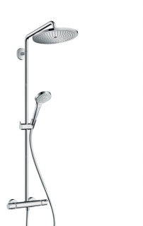 Душевая система Croma Select 280 Air 1jet Showerpipe, Hansgrohe 26790000