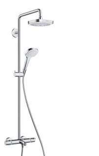 Croma Select E 180 2jet Showerpipe душевая система, Hansgrohe 27352400