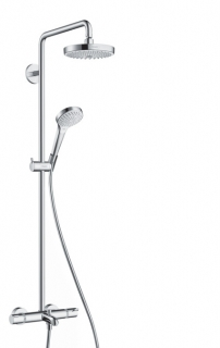 Croma Select S 180 2jet Showerpipe душевая система, Hansgrohe 27351400