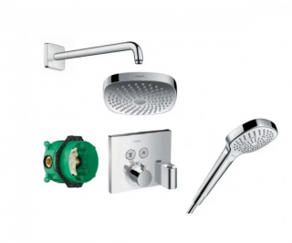 Набор ShowerSelect с термостатом 6 в 1 Hansgrohe 15765111